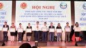 Nestlé Vietnam honoured for outstanding contributions to State budget