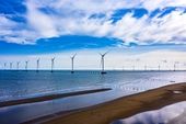 Trung Nam completes first offshore wind power project in TraVinh