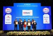 HDBank affirms position among top 5 prestigious banks in Viet Nam