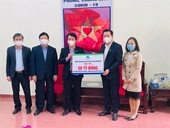 An Phat Holdings donated VND20b to support Hai Duong's pandemic fight