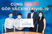 Diageo Vietnam helps Vietnamese people to get free COVID-19 vaccination