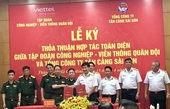 Giant container port operator, Viettel in strategic tie-up