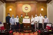 Japfa Vietnam donates $1 million to the COVID-19 vaccine fund