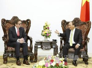 PM affirms support for US investments in Viet Nam
