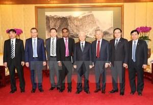 AIIB eyes infrastructure development in Viet Nam