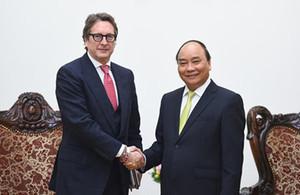 PM hails US investment in Viet Nam