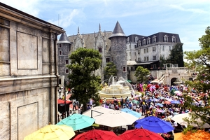 Traditional spring festival to be held at Ba Na Hills