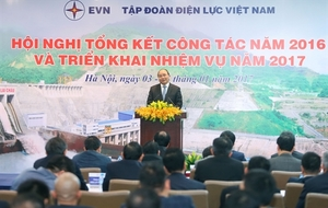 PM emphasises key role of EVN in national power
