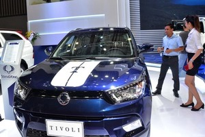VN auto sales set to miss target