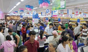 "Co.opmart and Co.opXtra supermarkets are ready for ""Black Friday"" super sales"