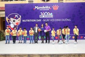 """Mondelez Kinh Do launches """"Joy Schools"""" nutrition programme"""