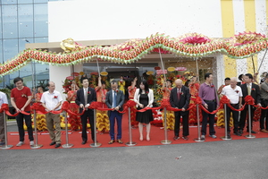 Champion Lee Group builds factory in Viet Nam