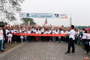 Charity run raises $150,000 for children with heart disease