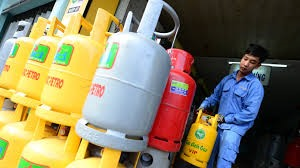 Cooking gas price increase
