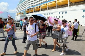 Chan May port to welcome 49 cruise ships in 2017