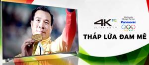 Panasonic Vietnam partners with Olympic gold medalist Vinh