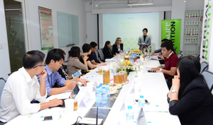 Herbalife begins nutrition training for Vietnamese athletes