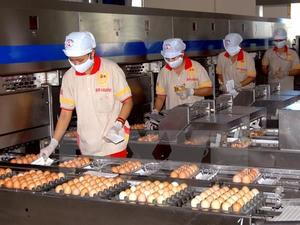 Ministry sets import quotas for eggs, cigarettes