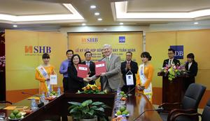ADB, SHB strike deal to provide trade loans
