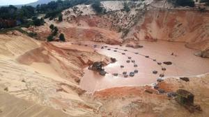 Titanium mining project rejected due to environmental risks