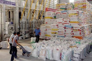 Rice exporters rail against storage minimum