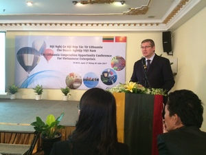 Viet Nam-Lithuania business potential needs stimulation