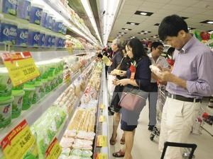 Retail sales, service revenue increase over 7 per cent