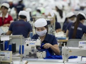 VN industrial production lagging