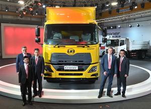 UD Trucks unveils new Croner