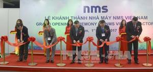 New auto parts factory opens in Ha Nam