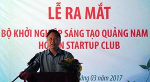 New innovative startup club in Quang Nam