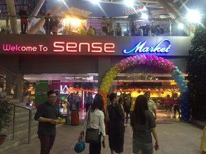 Food, shopping at new HCM City market