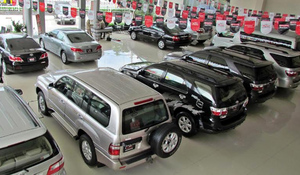 Sale of cars down despite price drop