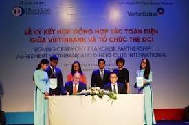 Vietinbank becomes Diners Club card issuer