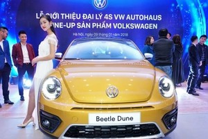 German carmaker opens two more Ha Noi showrooms