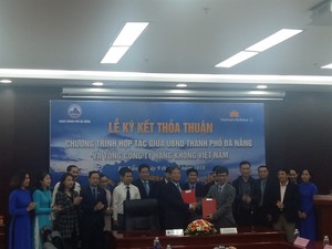 Vietnam Airlines, Da Nang ink deal