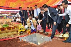 Viet Nam, Cambodia develop model border market