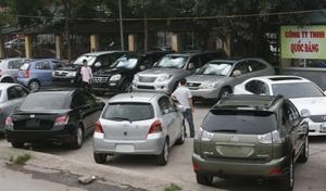 VN car market slump continues