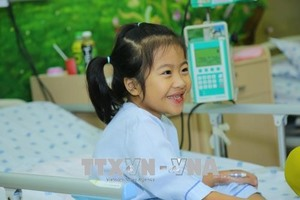 Heartbeat Vietnam funds life-saving operations for 6,000 kids