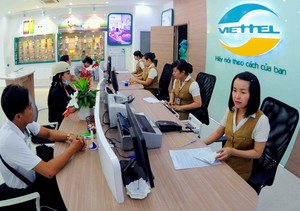 Viettel earns nearly $2 billion profit in 2017