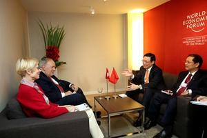 Deputy PM promotes regional prosperity
