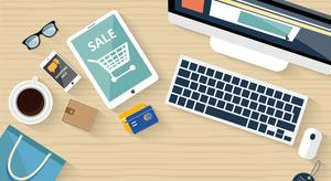 90% stores use online channels to attract customers