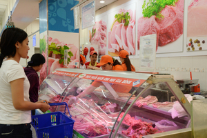 Vissan offers pork promotion at Co.opmart and Co.op Food stores