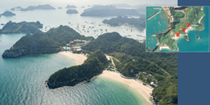 Five-star resort planned on Cat Ba Island