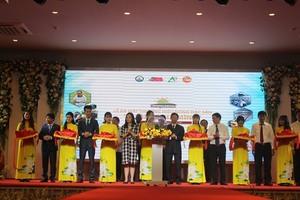 Safe farm produce brand Ruong Nha Minh makes debut
