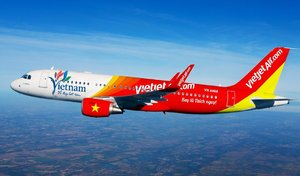 Vietjet launches new ticket promotion