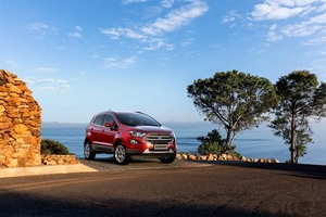 Ford posts sales growth of 76 per cent