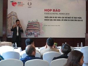Over 150 firms to join Ha Noi food expo