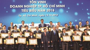 City honours outstanding firms, entrepreneurs