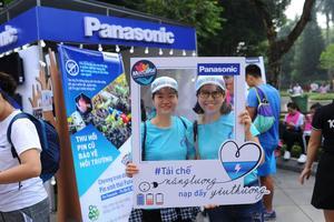 Panasonic Vietnam sponsors Mottainai Festival